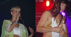 CocoRosie in Flow Festival in Helsinki