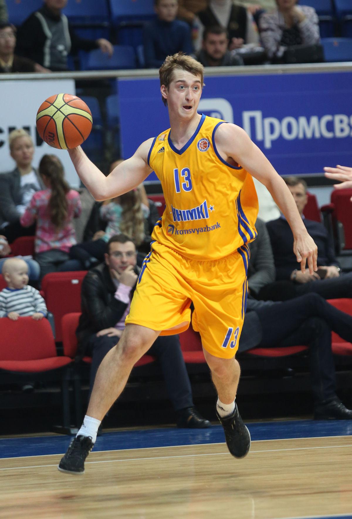 Dmitry Khvostov Basketball Wikipedia