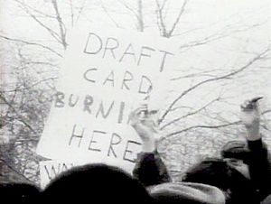 Draft Card Burning Wikipedia