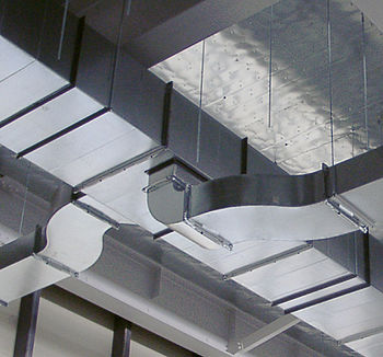 connected air-duct