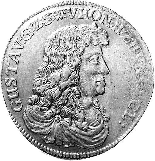 Gustav zu Sayn-Wittgenstein-Hohenstein 1676