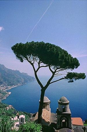 Vista, Ravello, Campania, Italia Description i...