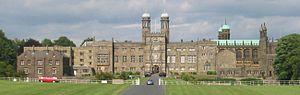 English: Stonyhurst College, Lancashire