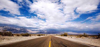 U.S. Highway 191 Death Valley