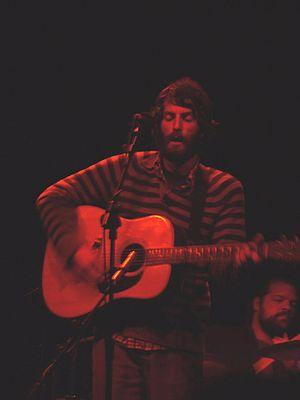 Ray LaMontagne concert Dublin.