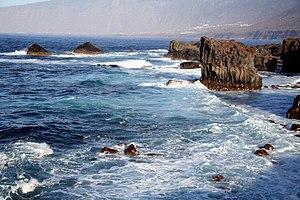 Coast El Golfo, El Hierro