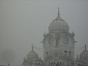English: Golden Temple Amritsar