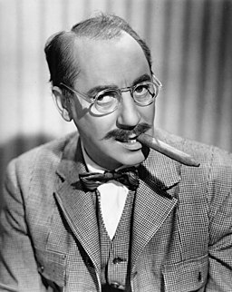 Groucho Marx - portrait