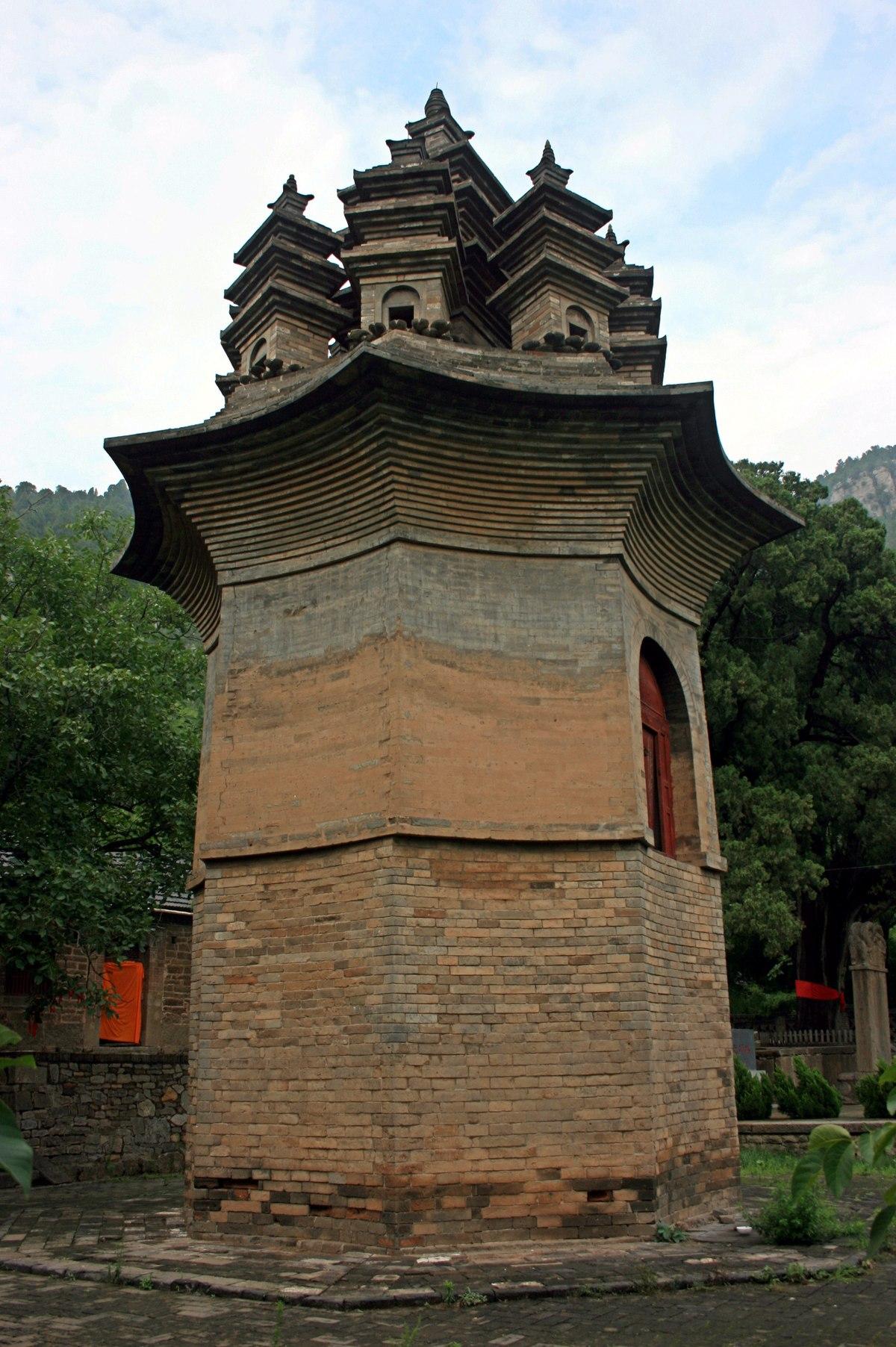 Nine Pinnacle Pagoda Wikipedia