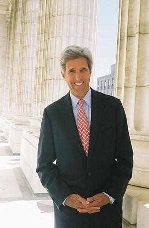 Former Union President John Kerry