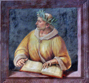 """""""Ovid"""" by Luca Signorelli and his sc..."""