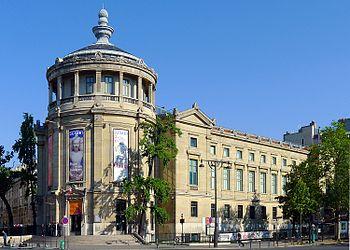 English: Guimet museum - Paris Français : Musé...