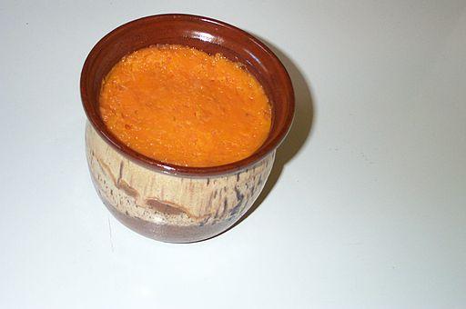 Sweet potato mash ferment