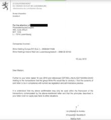 luxembourg leaks edit