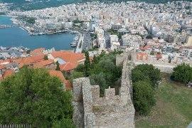 Kavala Castle - Full day tour of Kavala   Summer tour of Romania ~ Bulgaria ~ Greece