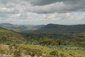 Landscapes of Burundi