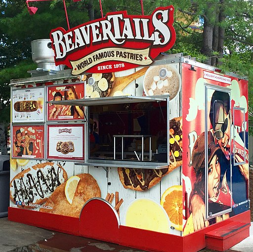 Cedar Point BeaverTails (4232)