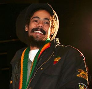 English: Damian Marley (Junior Gong; Damian &q...