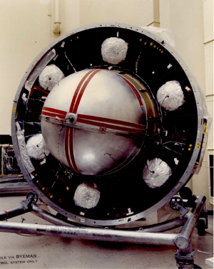 KH-9 HEXAGON spy satellite