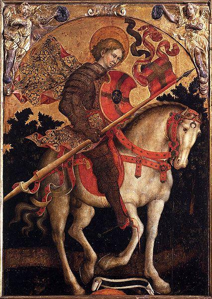 File:Michele Giambono San Crisógono a caballo San Trovaso Venecia.jpg