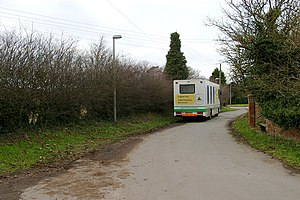 English: Mobile Library North Lincolnshire Mob...