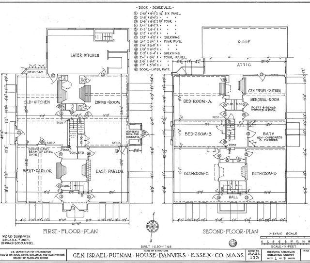 Fileputnam House Floor Plans Jpg