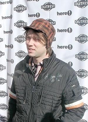 English: Rufus Wainwright at the Sundance film...