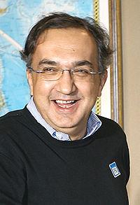 {{it|Sergio Marchionne, amministratore delegat...