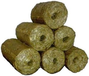 Biomass briquettes from the Company AgroBrik /...