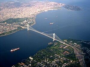 English: Verrazano-Narrows Bridge