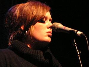 English: Adele