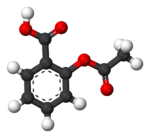 Aspirin Structure