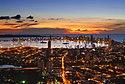 Atardecer en Cartagena de Indias desde La Popa..jpg
