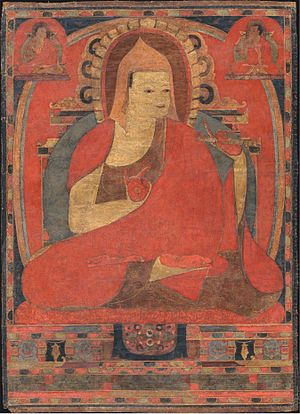 Portrait of Atisha