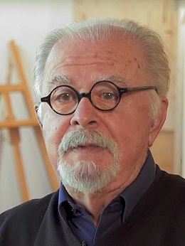 Fernando Botero en 2018. (source Wikipedia)