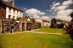 """The Honest Bookshop"" in Hay on Wye,..."