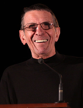 "Remembering Leonard Nimoy z""l | Coffee Shop Rabbi"
