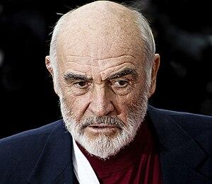 Sean Connery at the 2008 Edinburgh Internation...