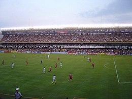 Estádio Urbano Caldeira(Vila Belmiro) - Paulista 2006