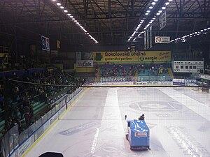 Ice hockey stadium Karlovy Vary