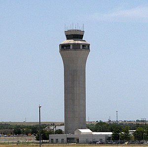 The Austin-Bergstrom International Airport con...