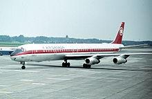 Air Canada DC 8