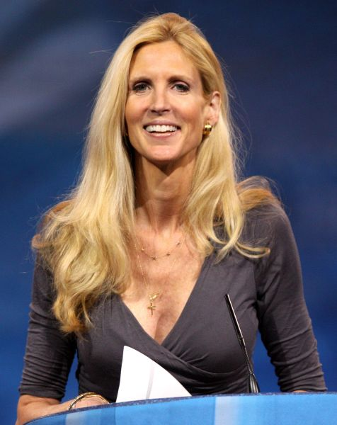 Ann Coulter   Wikipedia