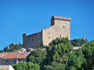 Chateau de Chateauneuf du Pape