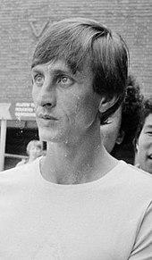 foto Johan Cruyff