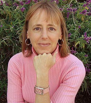 English: American political activist Medea Ben...