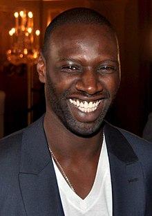 Omar Sy in 2012