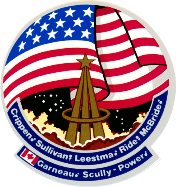 File:STS-41-G patch.png