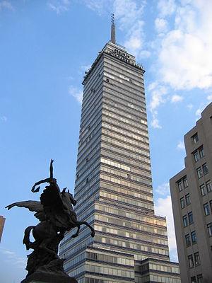 Torre Latinoamericana, Latin America's first s...