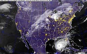US Navy 050922-N-0000X-001 GOES-12 Satellite i...